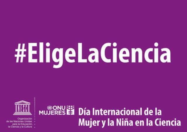 Dia de la Mujer y la Niña en la Ciencia