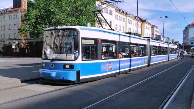 Alemania transporte gratuito para disminuir la contaminación