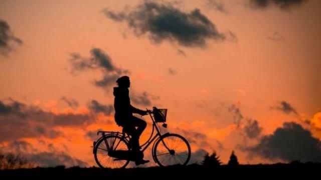 La bicicleta es un símbolo saludable en Copenhagen