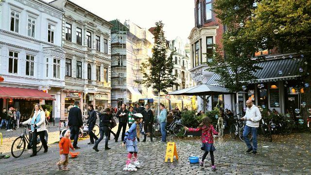 Copenhagen Ciudad saludable