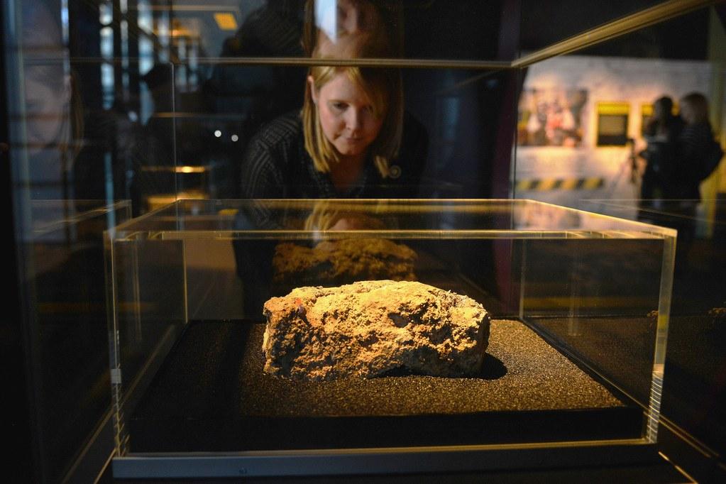 El Museo de Londres optó por secar lentamente las piezas.Fotografía de Howard - Jones