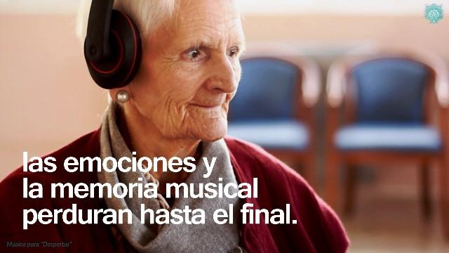 Las emociones y la música permanecen en la memoria