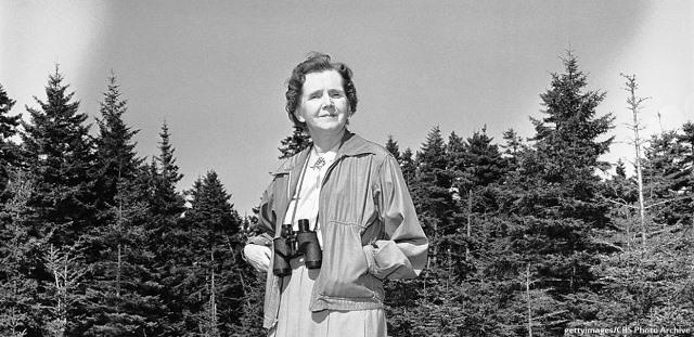 Rahel Carson Pionera de la ecología