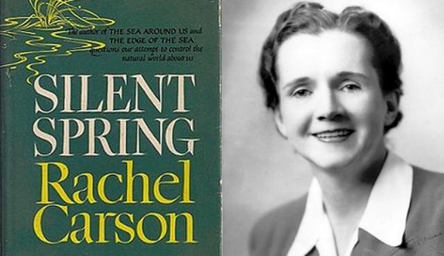 Recordando a Rachel Carson y su Primavera Silenciosa en el