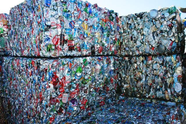 Compactar para reciclar