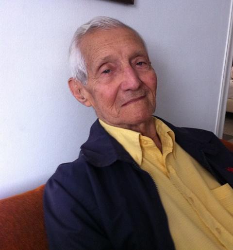 Ingeniero José Rafael García. Foto Marisela Valero