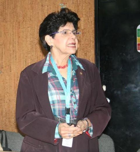 Consuelo Morillo lider para el fortalecimiento social de las ODS