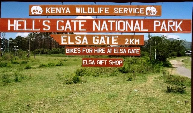 Parque Nacional de Hell´s Gate