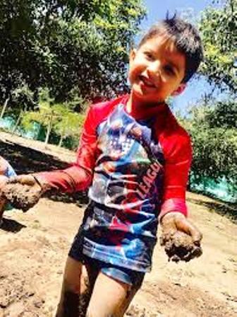 Los niños requieren acercarse a la naturaleza