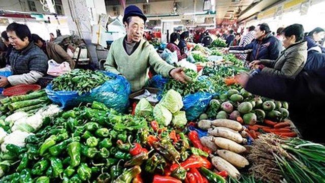 Mercados mas surtidos