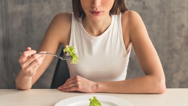 Dietas extremas son señal de alarma