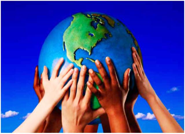 Los derechos humanos universales y planetarios